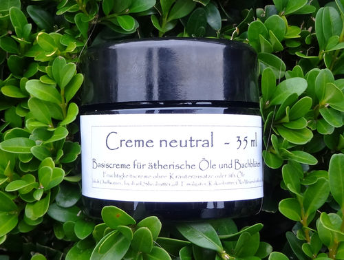 Creme - neutral 35 ml  - Jojobacreme