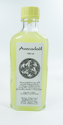 Avocadoöl  100ml